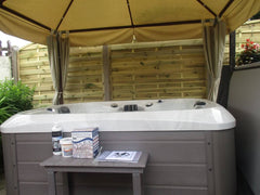 Hot Tub Installation for Barkham
