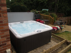 Hot Tub Installation for Woolford