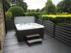 Hot Tub Installation for Simpson