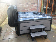Hot Tub Installation for Burrows
