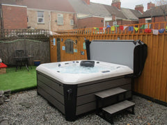 Hot Tub Installation for Thompson