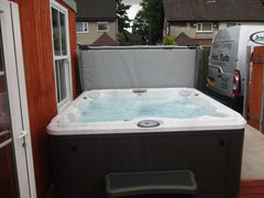 Hot Tub Installation for Davison