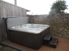 Hot Tub Installation for Newham