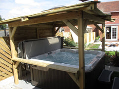 Hot Tub Installation for Rolls