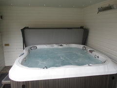 Hot Tub Installation for Folley