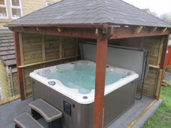 Hot Tub Installation for Robertshaw