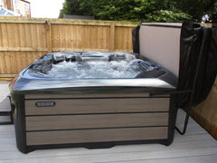 Hot Tub Installation for Rafter