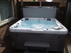 Hot Tub Installation for Coates