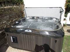 Hot Tub Installation for Griffin