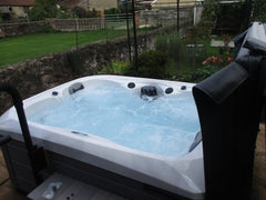 Hot Tub Installation for Bingham