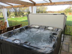 Hot Tub Installation for Costello