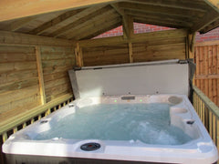 Hot Tub Installation for Walker