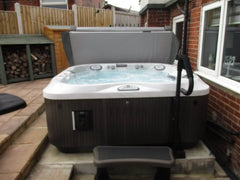 Hot Tub Installation for Evans