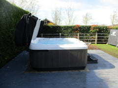 Hot Tub Installation for Robinson