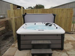 Hot Tub Installation for Shipley