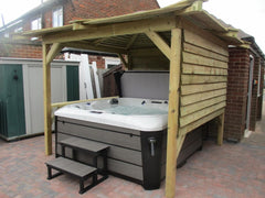 Hot Tub Installation for Gibson