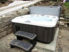 Hot Tub Installation for Higgins