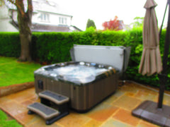 Hot Tub Installation for Beckett