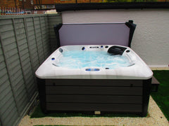Hot Tub Installation for Piercy