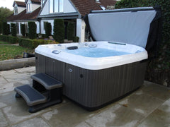 Hot Tub Installation for Williams