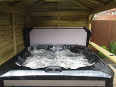 Hot Tub Installation for Lill