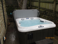 Hot Tub Installation for Newman