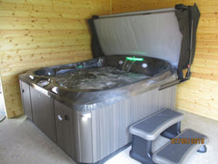 Hot Tub Installation for Blenkin