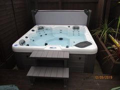Hot Tub Installation for Greenwood