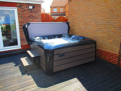 Hot Tub Installation for Landers