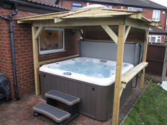 Hot Tub Installation for Beckley