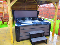 Hot Tub Installation for Canivet