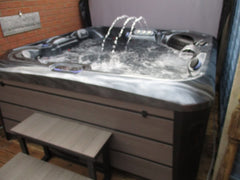 Hot Tub Installation for Kitt