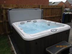Hot Tub Installation for Roberts