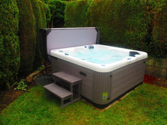 Hot Tub Installation for Andrews