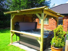 Hot Tub Installation for Foxton
