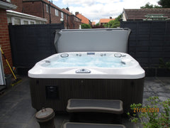 Hot Tub Installation for Wake