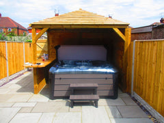 Hot Tub Installation for Carlisle