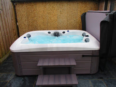Hot Tub Installation for Pearson