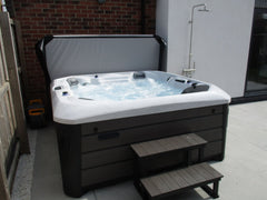 Hot Tub Installation for Lafferty