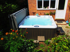 Hot Tub Installation for Skelton