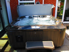 Hot Tub Installation for Dalton