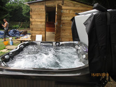 Hot Tub Installation for Howells
