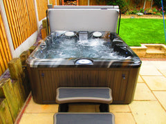Hot Tub Installation for Gill