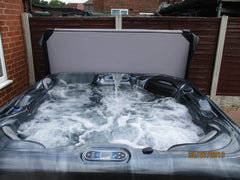 Hot Tub Installation for Isotta
