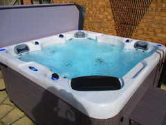 Hot Tub Installation for Freeman