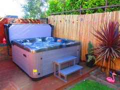 Hot Tub Installation for Hadfield