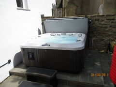 Hot Tub Installation for Scott