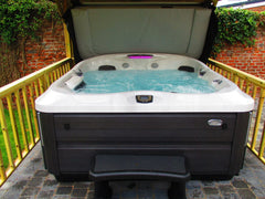 Hot Tub Installation for Solway