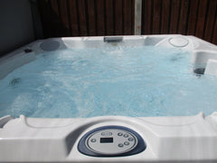 Hot Tub Installation for Wilson