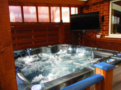 Hot Tub Installation for Gower